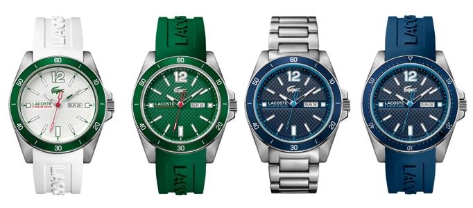 najbardziej popularny super promocje popularne sklepy Nowa kolekcja męskich zegarków Lacoste -